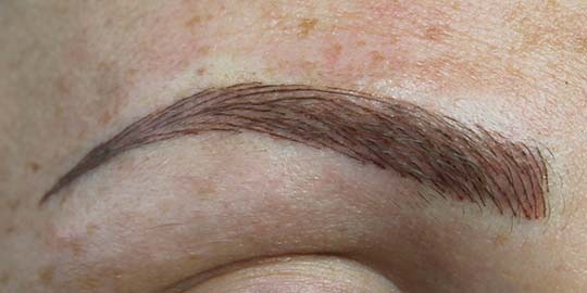 Permanent Brows Pricing
