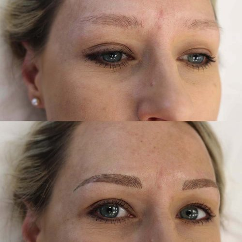 Permanent Eyebrows By Tarryn Vice